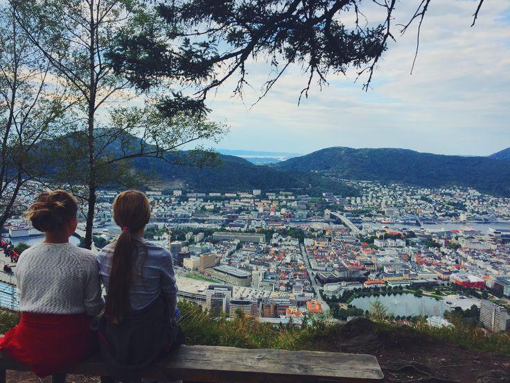 Fløyen, Norway