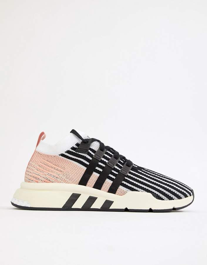 online store ce1c4 ed696 ARENT THESE SNEAKS GREAT Check them out now - adidas Originals EQT  Support Mid ADV Sneakers asos adidas adidasori…  Fashion Trends   Street Style ...