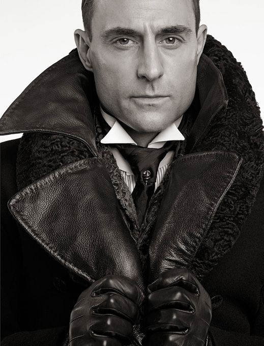 Mark Strong - Would make a good Scaramanga from the book, The Man with the Golden Gun.