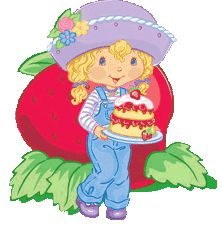 Wikipedia Strawberry Shortcake Characters | Angel Cake - Strawberry Shortcake Wiki