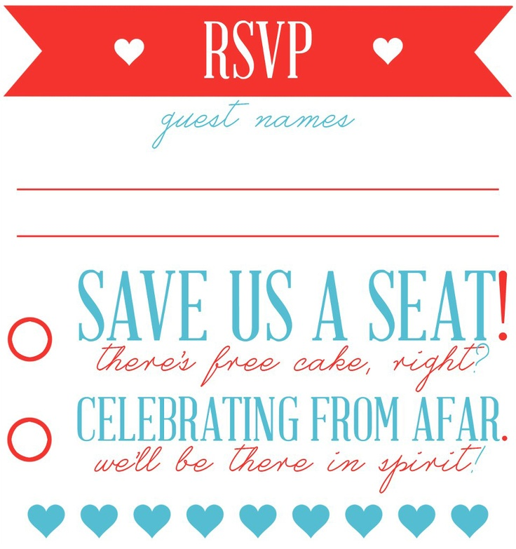 36 best images about rsvp kaartjes on pinterest for Rsvp stand for on an invitation