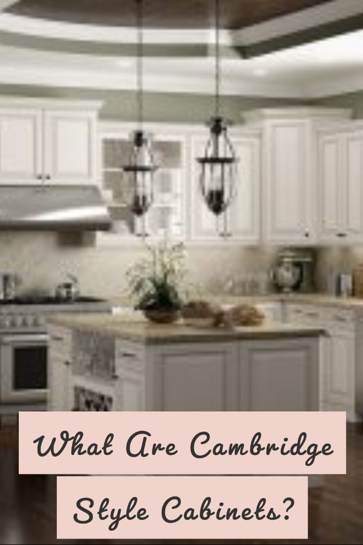 What Are Cambridge Style Cabinets In 2020 Cabinet Styles Quality Kitchen Cabinets Kitchen Inspirations
