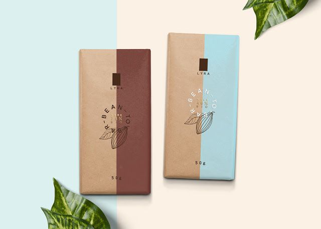 Lyra Bean-To-Bar Chocolate on Packaging of the World - Creative Package Design Gallery