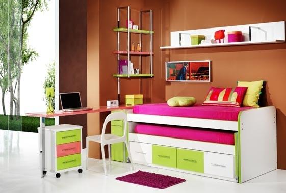 17 mejores im genes sobre dormitorios juveniles en - Muebles delia arganda ...
