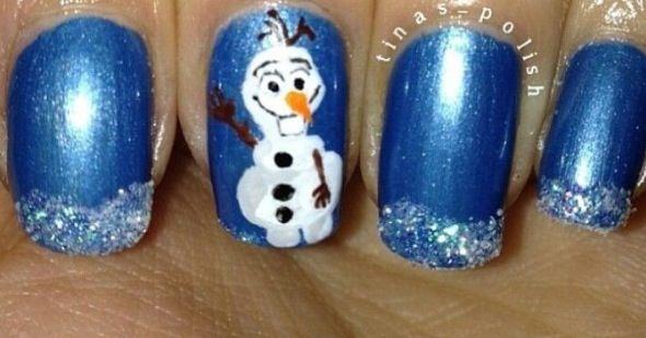 Olaf nails