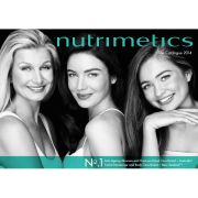 The 2014 Nutrimetics catalogue, filled with amazing skincare and makeup to suit everyone.