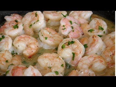 Shrimp Scampi Recipe  Laura in the Kitchen