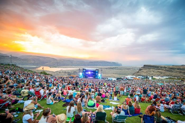 Watershed Music Festival is an annual country music festival held at the Gorge Amphitheatre in George, Washington. Description from quazoo.com. I searched for this on bing.com/images