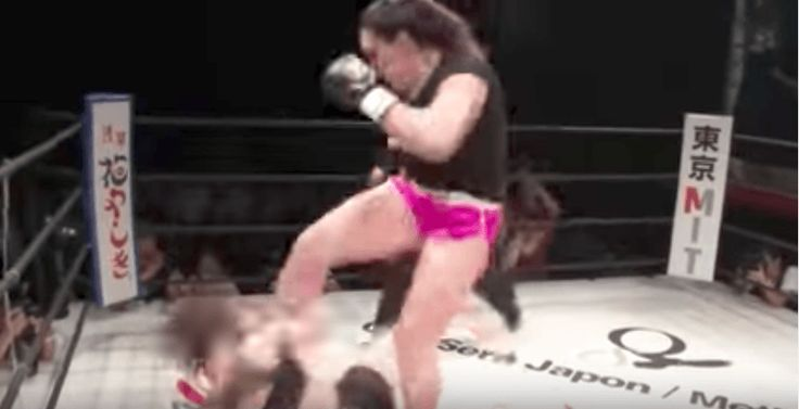 Gabi Garcia Disqualified At Shootboxing Debut Due To Illegal Soccer Kick https://www.jiujitsutimes.com/gabi-garcia-disqualified/?utm_content=bufferda3ff&utm_medium=social&utm_source=pinterest.com&utm_campaign=buffer
