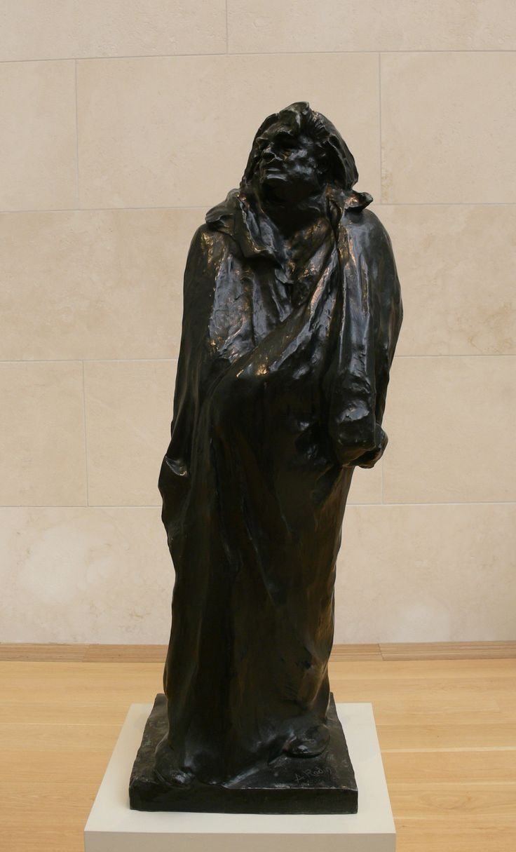 Image result for rodin balzac