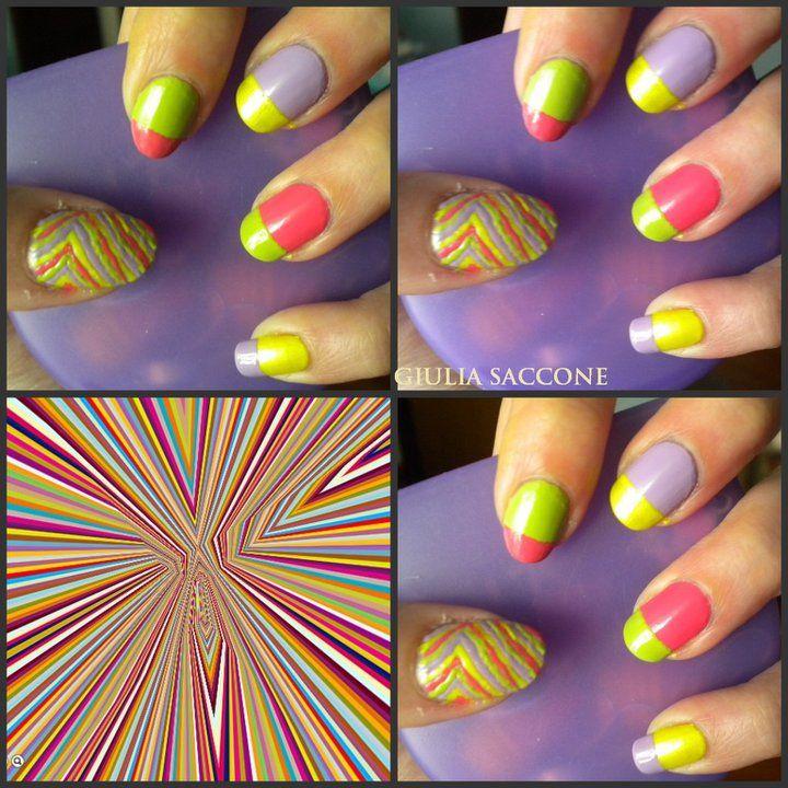 NPN: neon pop nails
