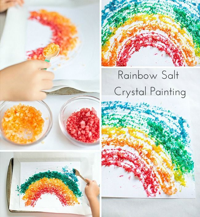 220 Best Rainbow Projects For Kids Images On Pinterest