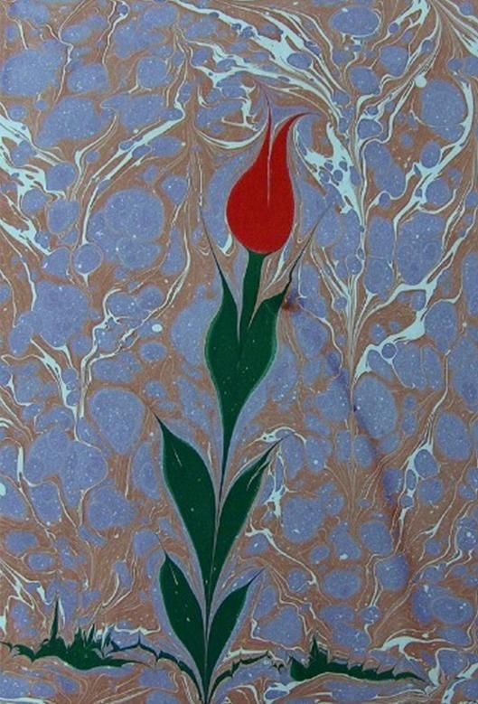 Art & Architecture Arts Caligraphy & Marbling    Ebru: The Art of Paper Marbling