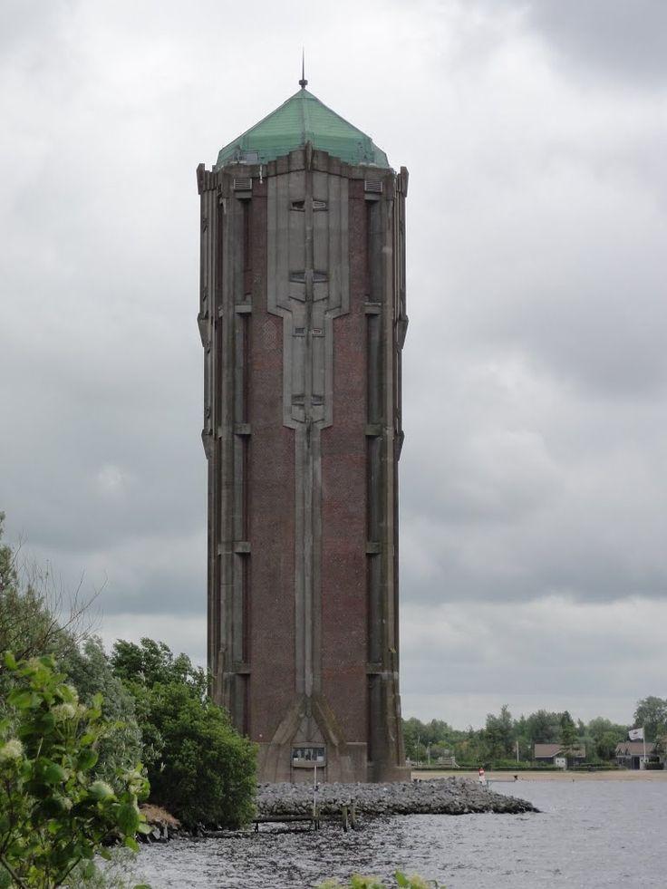 Watertower, Aalsmeer.