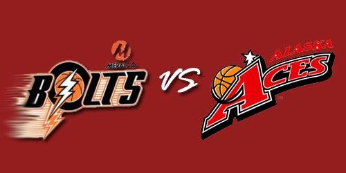 Watch Live Stream of Meralco Bolts vs Alaska Aces February 13, 2013
