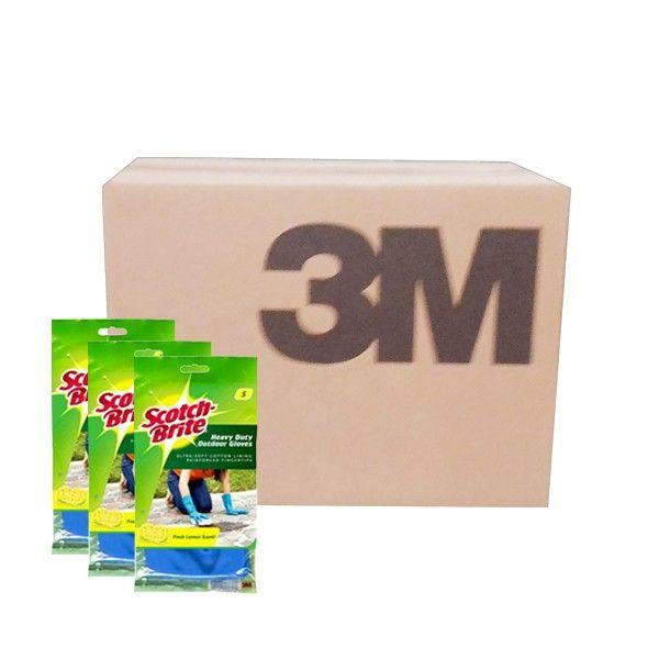 3M Scotch Brite Sarung Tangan Luar Ruangan SML (grosir) (ID-84) - 24 pcs/karton - Sarung Tangan Outdoor dg Harga Murah  - Cocok untuk berkebun - Tahan bahan kimia - Kuat dan tahan lama - Tersedia dengan berbagai ukuran (S, M, L) - 1 karton (S=5, M=8, L=11).   Price per ctn (24 pairs/ctn)  http://tigaem.com/scotch-brite-grosir/936-sarung-tangan-luar-ruangan-sml.html  #scotchbrite #sarungtangan #3M