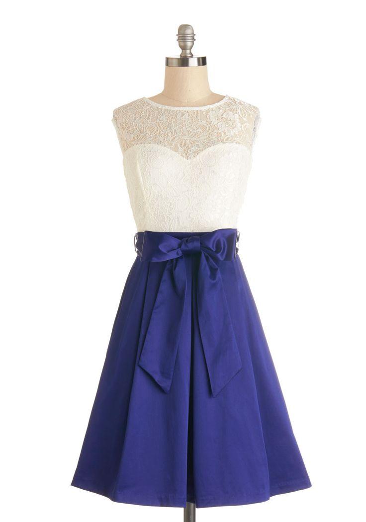Nuanced Narrator Dress Mod Retro Vintage Dresses
