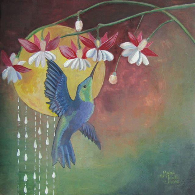 Moonrain by Mari Juuti