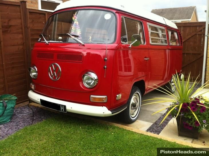 Used 1970 Volkswagen Camper for sale in Cleveland | Pistonheads