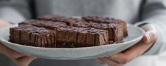 CHOCOLATE FUDGE BROWNIE - Ceres - Organic Food Distributors - Ceres Organics