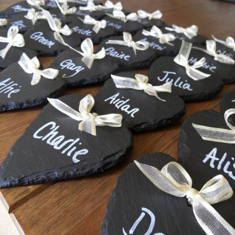 this is a great way to incorporate #slategrey into a wedding #e