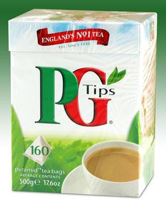 PG Tips tea - 160 teabags