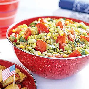 What is succotash? | Succatash is a Native American dish made with corn and shell beans. There are regional variations, and the succotash may...
