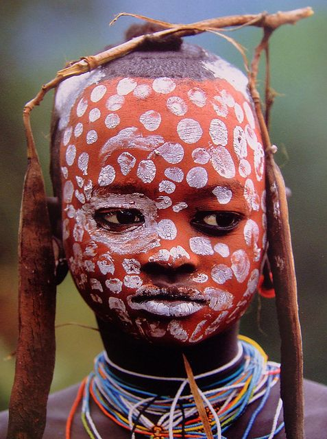 #so65 #natural fashion #Tribal Decoration from Africa #Hans Silvester