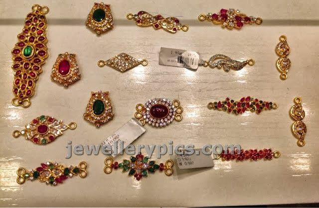 Mugappu kodi chain designs collection - Latest Jewellery Designs