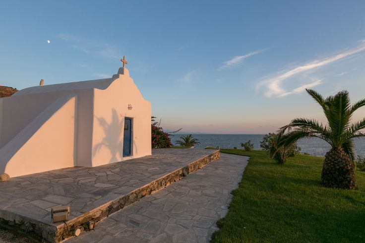 St George Chapel | Santa Marina, A Luxury Collection Resort, Mykonos