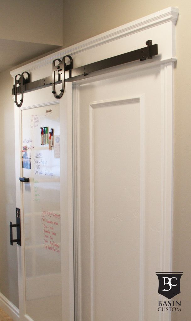 93 best images about barn doors on pinterest sliding for Pantry barn door hardware