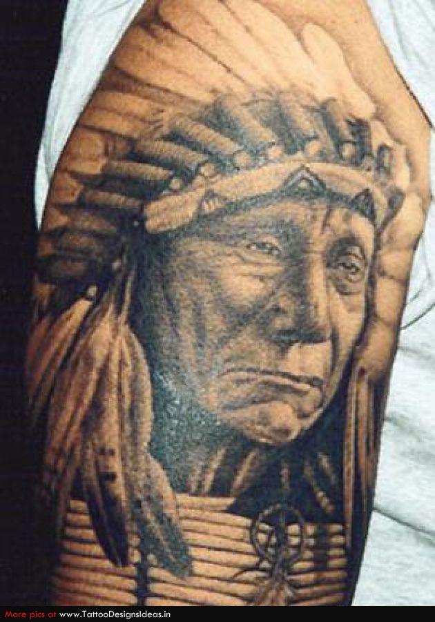 28 best indian warrior tattoos images on pinterest art