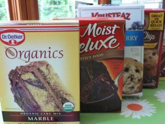 Non fat cakes recipes