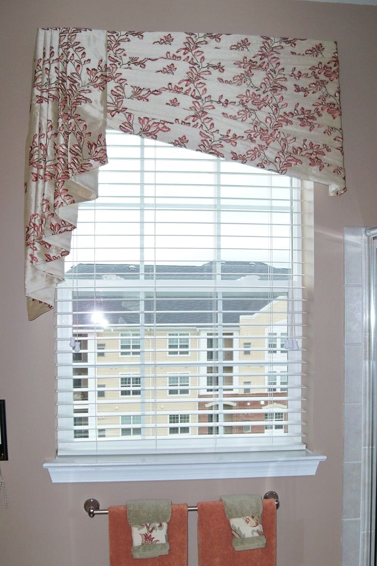 Shower Stall Window Treatments