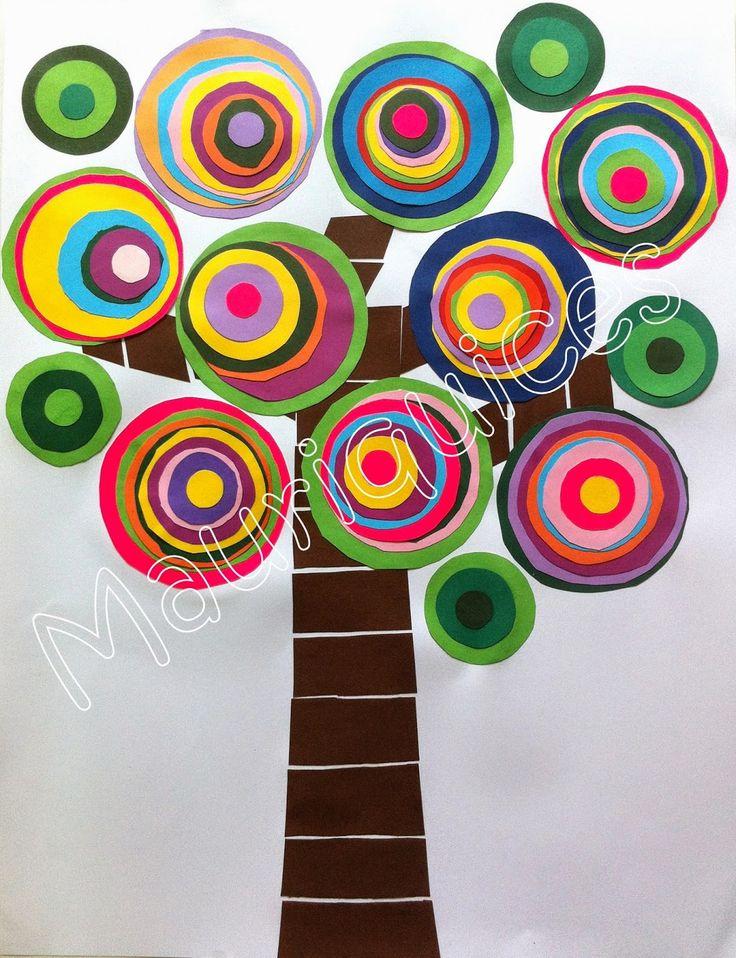 Mauriquices: Primavera em círculos...