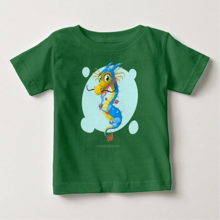 Little Dragon Baby T-Shirt - tap to personalize and get yours