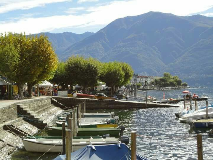Ascona, the perfect town for a vacation house (if you can afford it)