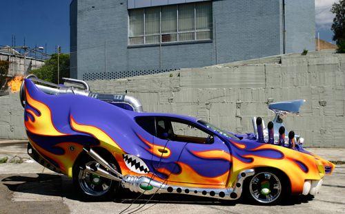 It looks like a Matchbox car.