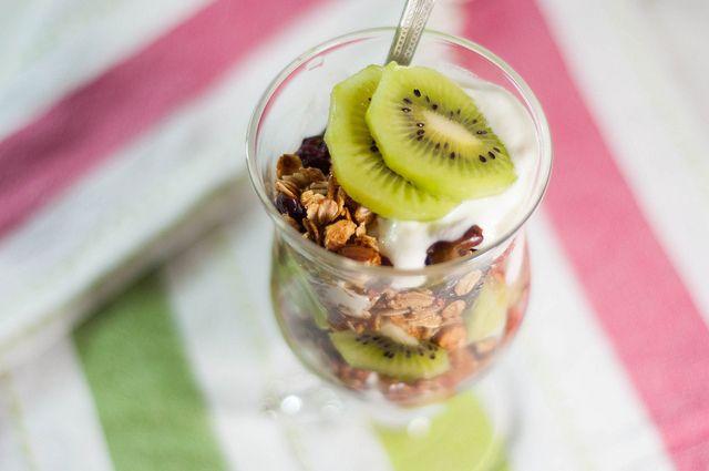 Kiwifruit granola