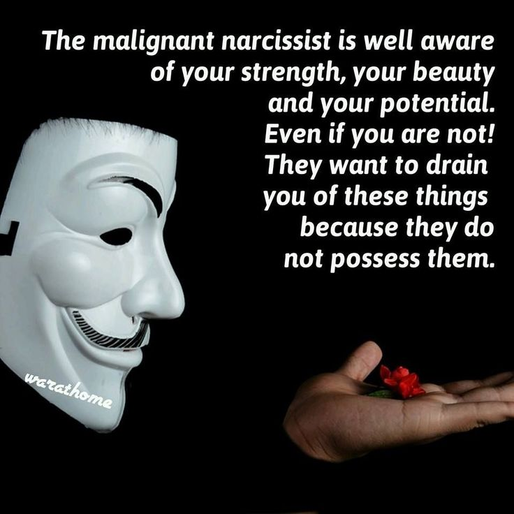 The Envious and Malignant Narcissist                                                                                                                                                                                 More
