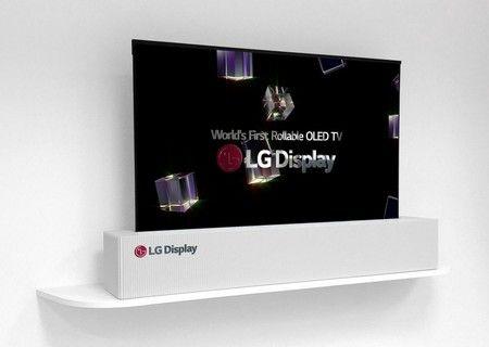LG presentará en el #CES2018 un televisor OLED 4K que se enrolla   El televisor OLED de LG Display parece ser como cualquier otro pero se puede enrollar hacia abajo para ocultarse en un caja mucho más pequeña.  LG Display sigue demostrando que el futuro de los televisores podría ser flexible con un nuevo TV de 65 pulgadas que se enrolla.  Durante CES 2018 la empresa presentó un TV OLED que aunque no es totalmente diferente a lo que vimos en la pantalla flexible en 2016 es el primero que he…