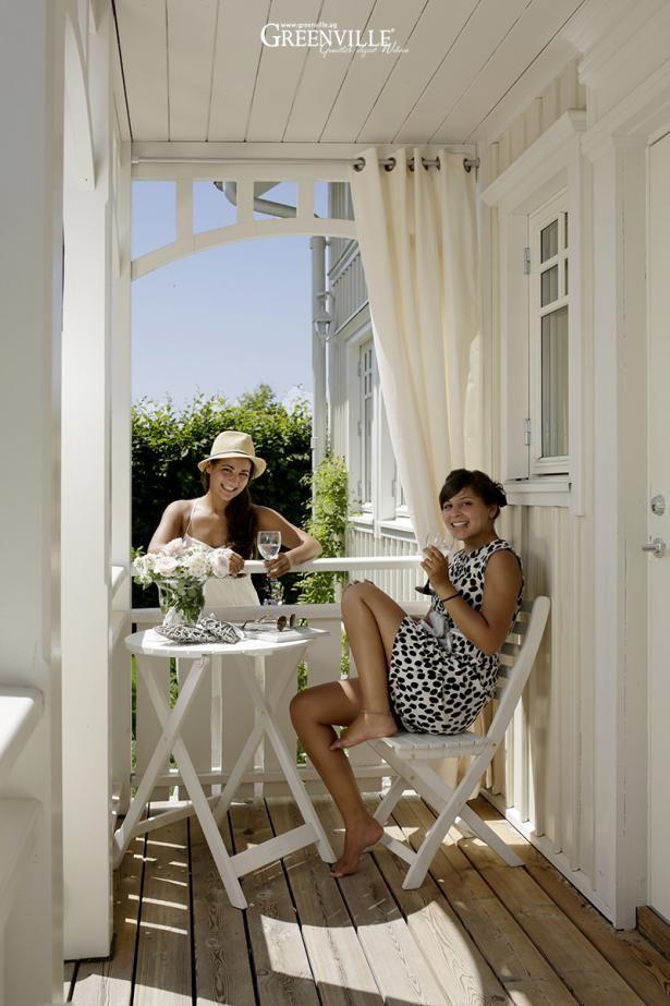 1000 ideen zu outdoor vorh nge auf pinterest terrassen. Black Bedroom Furniture Sets. Home Design Ideas