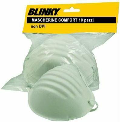 BLINKY MASCHERINE CONFORT NON-DPI BLISTER 10PZ 54455-10/8 https://www.chiaradecaria.it/it/maschere-antigas/2304-blinky-mascherine-confort-non-dpi-blister-10pz-54455-10-8-8011779088221.html