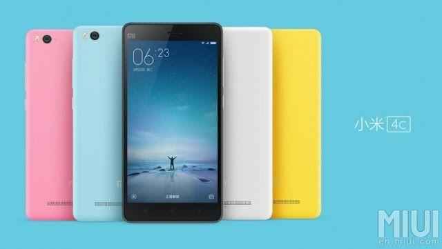 Xiaomi Mi 4c resmi dirilis dengan harga 3 jutaan, dibekali prosesor Snapdragon 808 dan RAM 3 GB