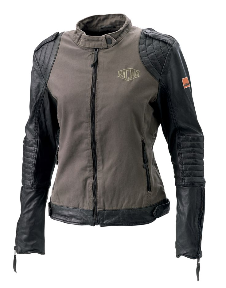 KTM * Girls Leather Jacket Xs (3PW1481201) - KTM Parts Online Australia