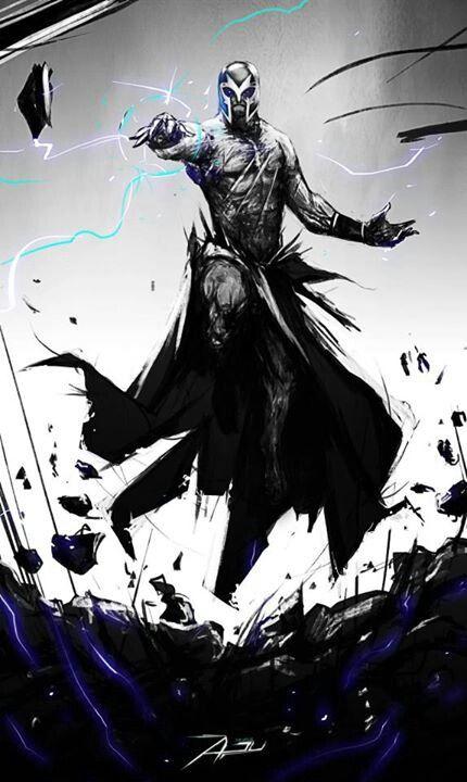 Magneto by Adnan Ali   http://ebay.to/1MkkL4b