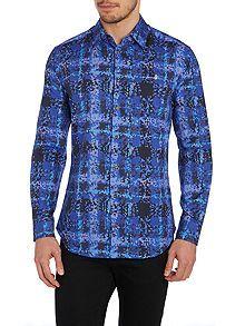 Tartan Longsleeve Shirt