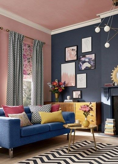 Discover more about interior designer Sophie Robinson. In this interview we chat about her design inspiration and approach. Plus she shares her top tips for designing with curtains and Roman blinds.