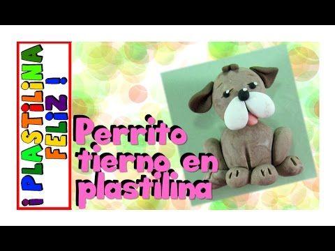 Cómo hacer un perro en plastilina es una figura fácil.