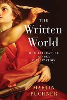 In the beginning was the word and the word created everything that came after. Today we live in The Written World , a civilization shaped ...